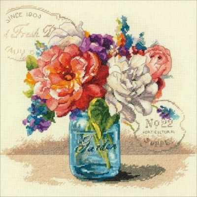 35334-70 DMS Букет из садовых цветов