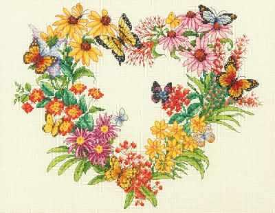 35336-70 DMS Венок из диких цветов