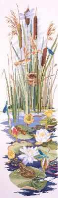 Фото - Набор для вышивания Марья искусница 14.002.03 В камышах набор для вышивания марья искусница 02 006 02 ла