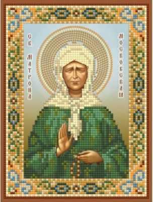 бис-038 Св. Матрона Московская - схема