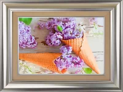 AM025 Сиреневый десерт - Раскраски по номерам «Color Kit»