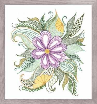 Набор для вышивания Риолис (Сотвори Сама) 1588 Прекрасный цветок
