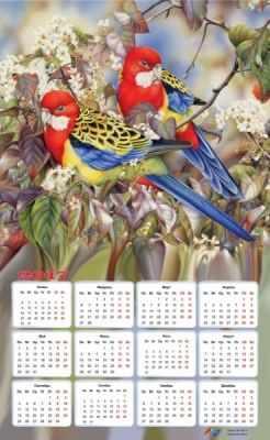 404007К Райские птички - Мозаика «Color Kit»
