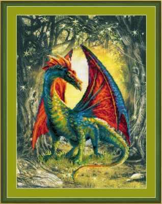 """РТ0057 """"Лесной дракон"""""""