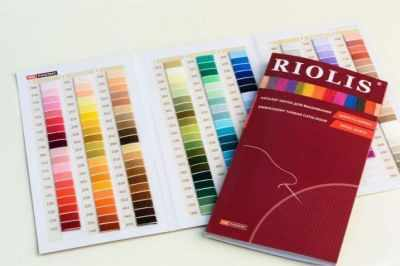 Набор для вышивания Риолис (Сотвори Сама) Каталог ниток