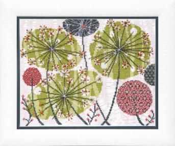 Фото - Набор для вышивания Чарiвна Мить ВТ-093 Солнечные одуванчики набор для вышивания чарiвна мить вт 093 солнечные одуванчики