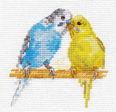 0-176 Попугайчики