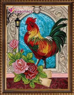 Алмазная мозаика Алмазная живопись Алмазная вышивка Алхон (АЖ-3008) - картина стразами стилус