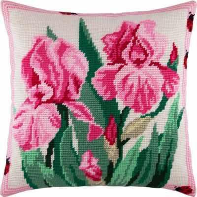 Набор для вышивания Чарiвниця V10 Розовый ирис
