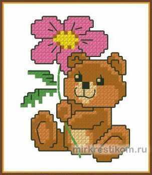 193 Малыш медвежонок