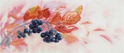 Фото - Набор для вышивания Panna PS-1918 Осенний вальс набор для вышивания panna ps 1615 осенний венок
