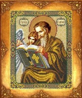 Набор для вышивания иконы Русская искусница 111 Св. Матфей (РИ)