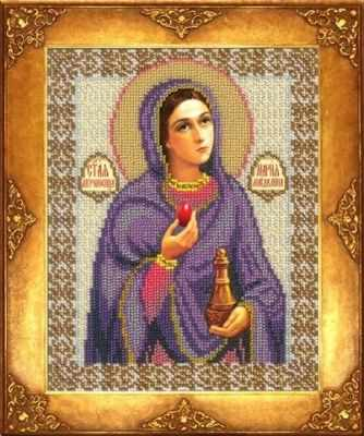Набор для вышивания иконы Русская искусница 112 Св. Мария (РИ)