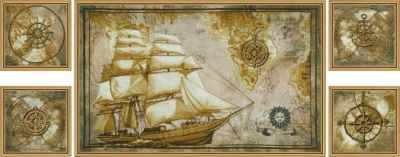 Купить со скидкой СВ 6584 Морское путешествие