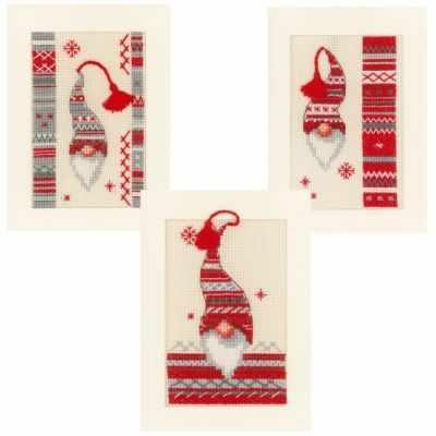 Набор для вышивания Vervaco PN-0157032 Рождественский эльф