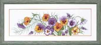 Фото - Набор для вышивания Чарiвна Мить ВТ-116 Вальс цветов набор для вышивания чарiвна мить вт 093 солнечные одуванчики