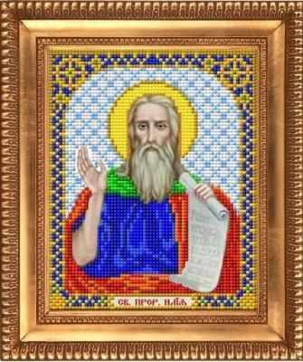 И-5135 Святой Пророк Илья  - рисунок на ткани