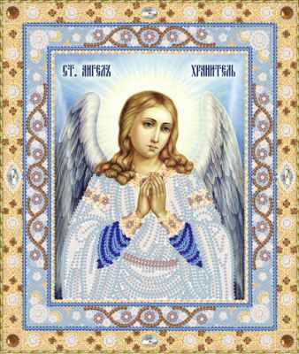 РИК-4005 Св. Ангел Хранитель - схема (Марiчка)