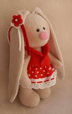 Набор для изготовления игрушки Ваниль МЗ-06
