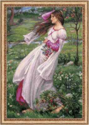 Набор для вышивания Риолис (Сотвори Сама) 100/055