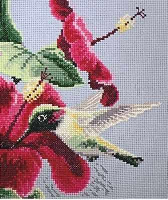 950  Колибри  - Наборы для вышивания крестиком «HobbyPro»