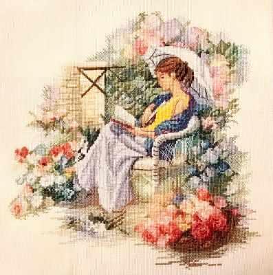 Набор для вышивания Марья искусница 08.004.01 Летний сад
