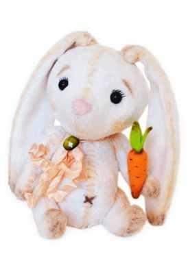 Набор для изготовления игрушки Мехомания ММВ-013 Зайка Николь - игрушка