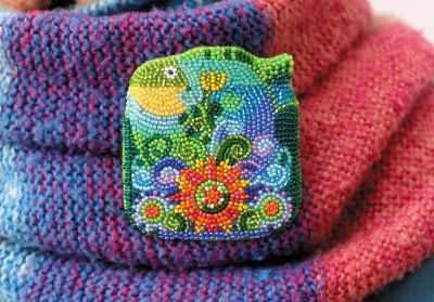 Набор для вышивания Абрис Арт АД-004 украшения