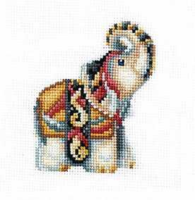 Набор для вышивания Сделай своими руками С-32 Статуэтки.Слон