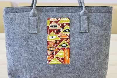 Набор для вышивания Абрис Арт АД-101 Набор для вышивки бисером