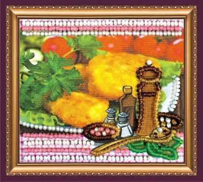 Набор для вышивания Абрис Арт АМА-161 Приятного аппетита