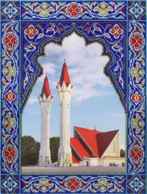 Купить со скидкой БГ-290 Мечеть Ля-ля Тюльпан (МП Студия)