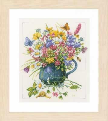 Купить со скидкой PN-0164074 Flowers (Lanarte)