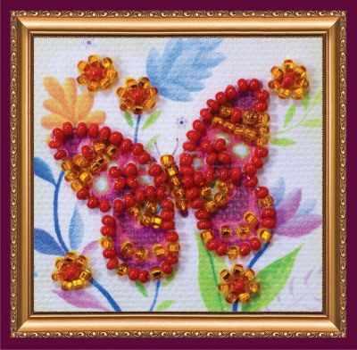 Набор для вышивания Абрис Арт АММ-041 Летающий цветок