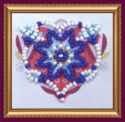 Набор для вышивания Абрис Арт АММ-045 Символ любви