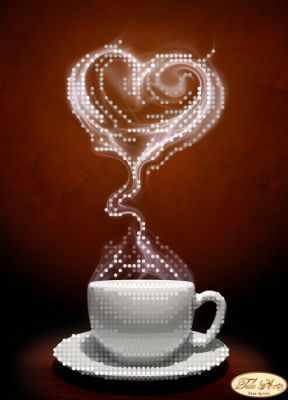 Купить со скидкой ТД-018 - Любовный аромат - схема (Tela Artis)