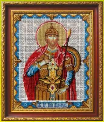 И-1013 Илья Муромский (Золотой Восход) - Наборы для вышивания икон «Золотой восход»