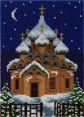 Набор для вышивания Кларт 8-151 Храм