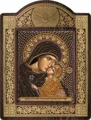 СН 8143 Св. Анна с младенцем Марией