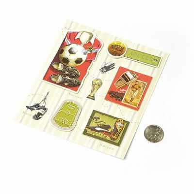 Декоративные элементы и украшения для скрапбукинга Magic 4 Hobby MG.3D.01 Наклейки объемные Magic 4 Hobby