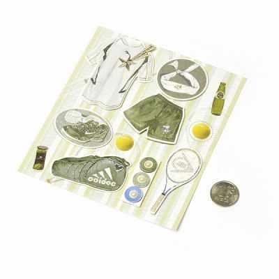 Декоративные элементы и украшения для скрапбукинга Magic 4 Hobby MG.3D.18 Наклейки объемные Magic 4 Hobby