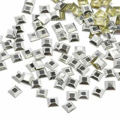 Стразы для скрапбукинга IDEAL HTF-4.1S/4.4 Стразы IDEAL термоклеевые металл цв.серебро уп.1400шт planet nails цветные фигурные стразы в ассортименте 76 видов 5 шт уп планет нейлс 11
