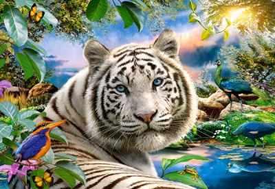 C-151318 Тигр, 1500 деталей