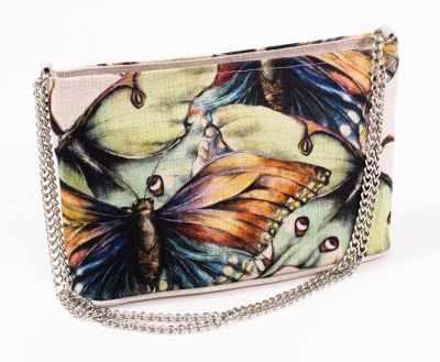 Набор для вышивания Матрёнин Посад 9122 Порхающие красавицы - сумка из холста