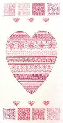 Набор для вышивания Марья искусница 14.003.03 Сердце
