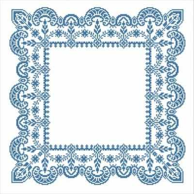 Набор для вышивания Каролинка ККСН/хб/01 Набор для салфетки