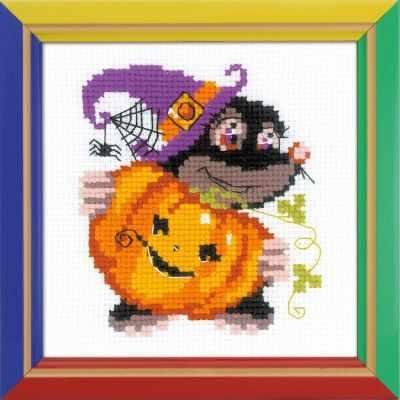 Набор для вышивания Риолис (Сотвори Сама) НВ173 Happy Halloween