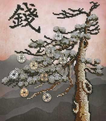 Ф-119 Финансовое благополучие - Наборы для вышивания #Созвездие#