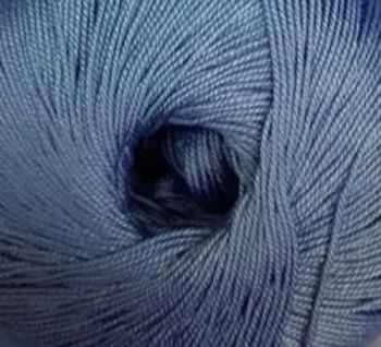 Пряжа Пехорка Пряжа Пехорка Ажурная Цвет.15 Т.Голубой