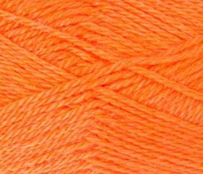 Пряжа Пехорка Конкурентная Цвет.189 Ярко-оранжевый
